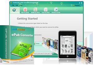 Coolmuster ePub Converter 2.1.20 多國語言免安裝 - 格式轉換 - 軟體吧