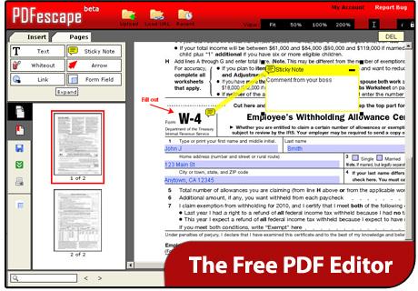 100 Free Adobe Pdf Editor
