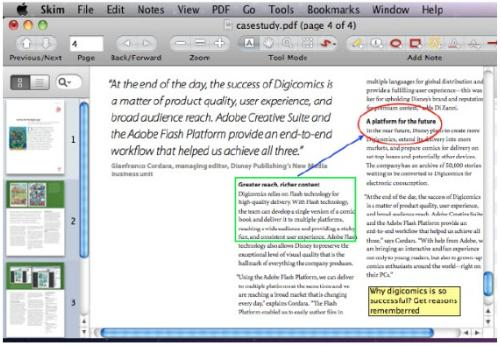 what is the best pdf reader for mac