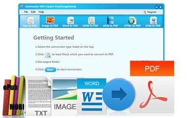 Coolmuster PDF Creator Pro: An Easy Way to Create PDF Files