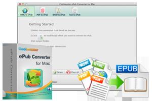 Best ePub Converter for Mac - Convert Files to ePub on Mac