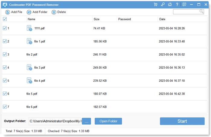 PDF Password Remover - How to Remove PDF Password Protection