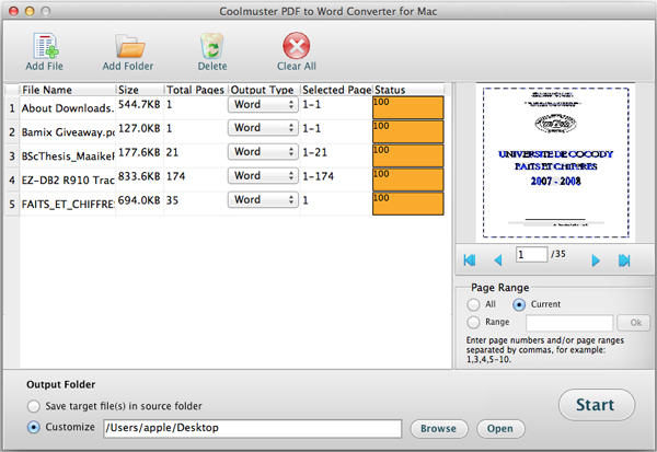 solution to convert pdf to iwork pages in mac os x and windows 8 7 xp rh coolmuster com mac numbers user manual Mac Users University