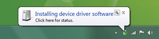 check device driver's installation status