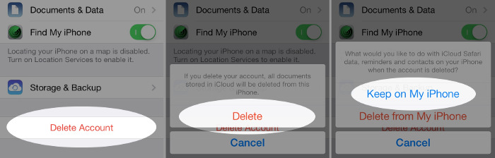 Image titled Sign Out of iCloud on iPhone or iPad Step 13