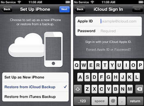 full introduction on icloud