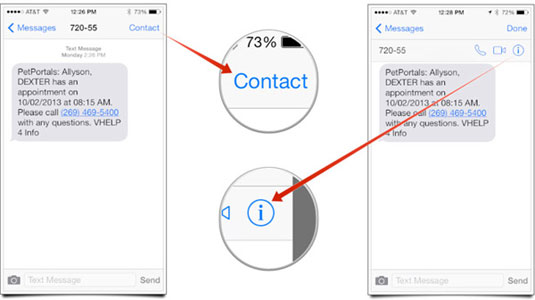 block iphone calls and messages