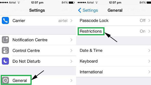 make full use of location services on iphone