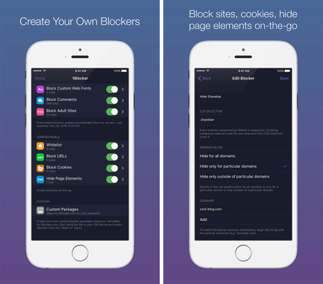 ad blocker for iphone