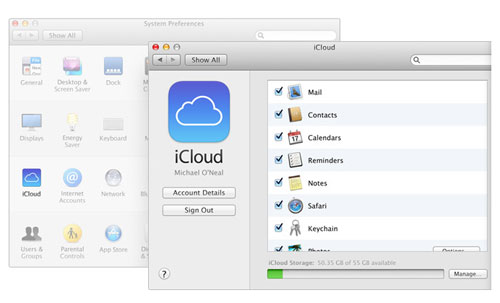how to sync ical with iphone