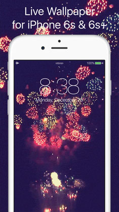 live wallpaper for iphone