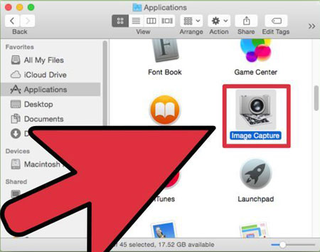 sync photos from iphone to mac