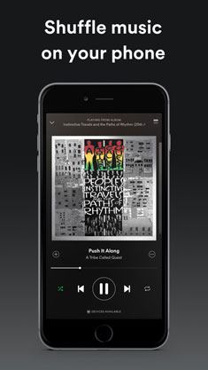 music streaming apps for iphone