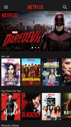 movie streaming app for iphone ipad