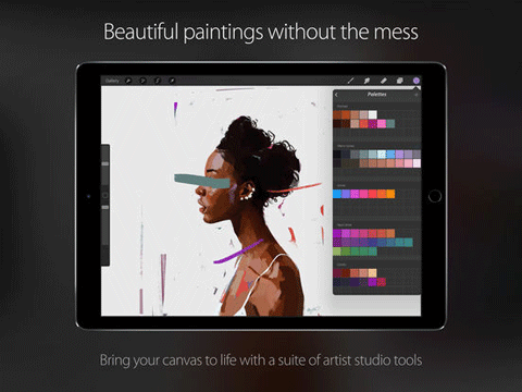 best drawing apps for iphone ipad