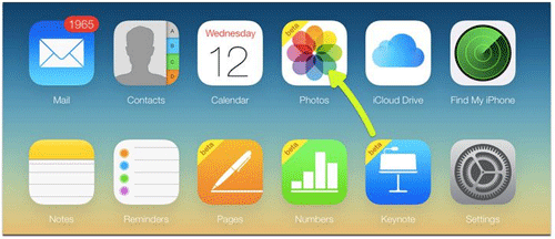 download icloud photos to pc