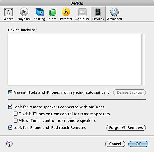 transfer music from ipod to mac