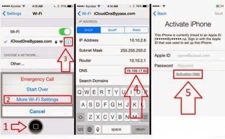 How to Bypass iCloud in One Click
