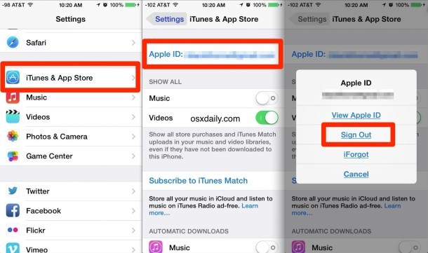 change icloud account on iphone remove apple id from iphone without password 16781
