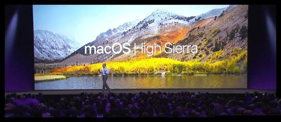 mac os high serria