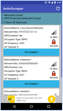 Top 5 Apps for WiFi Hacking without Root