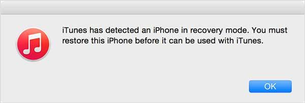 put iphone into dfu mode to fix iphone stuck on apple logo
