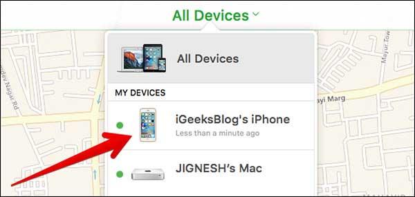 unlock iphone 7 via icloud