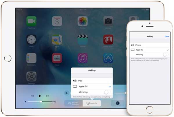 how to connect iphone to tv wireless