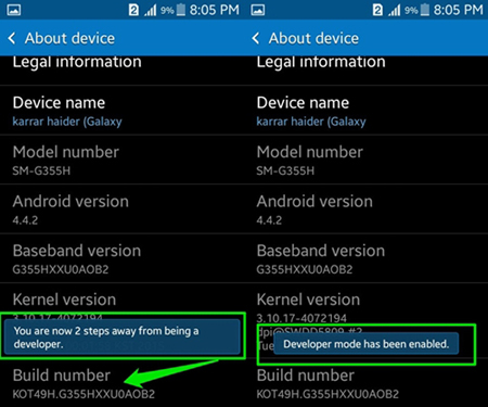 android root access hidden