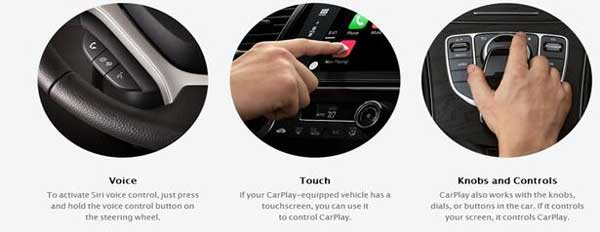 how to sync iphone to car