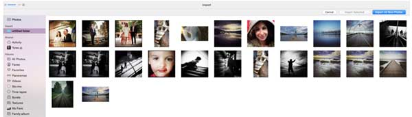 how to add pictures to icloud photo library