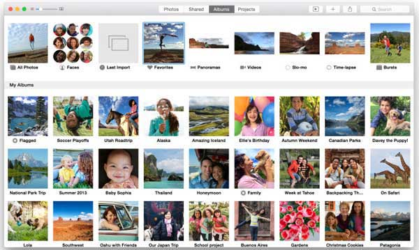 transfer photos from iphone to mac without iphoto via iphotos