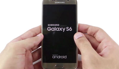 force start galaxy s6