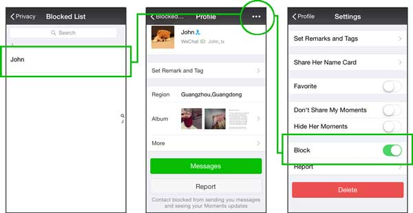 Guide to Delete WeChat Contacts on iPhone Completely