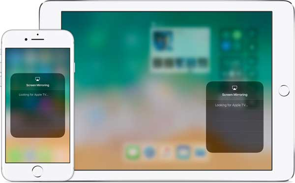 perform airplay on ios device