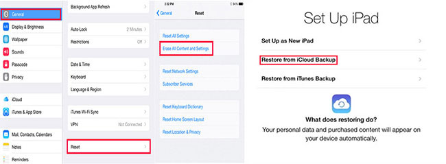 recover wechat from icloud