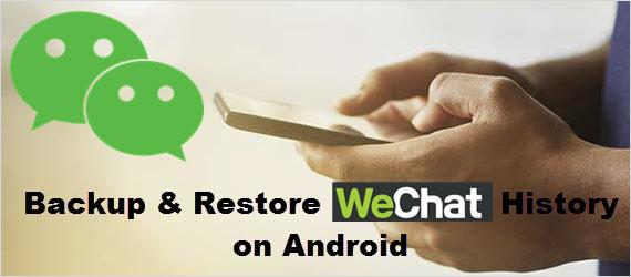 backup restore wechat