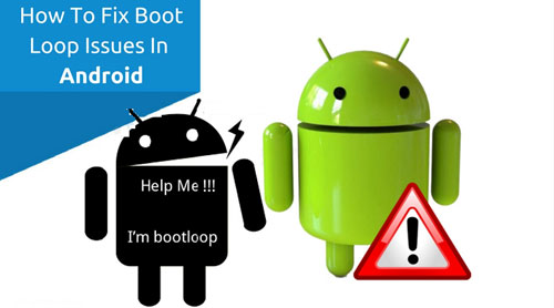 android boot loop issue