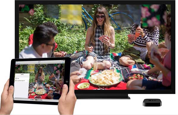 Mirror iPhone/iPad Screen to TV with AirPlay Mirroring Easily