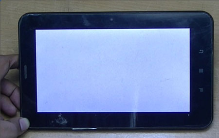 How to Fix Android Tablet White Screen of Death