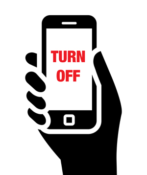 phone keep turning off