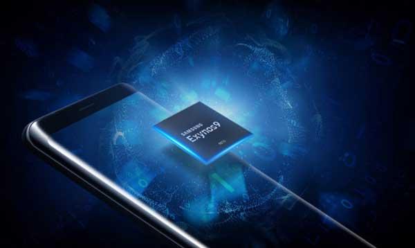 samsung galaxy s9 vs galaxy s8 processor