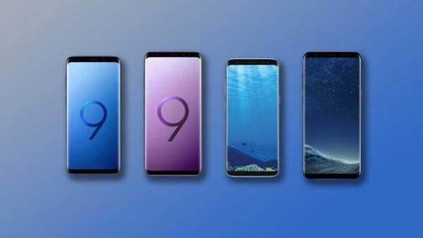 samsung galaxy s9 vs galaxy s8 display
