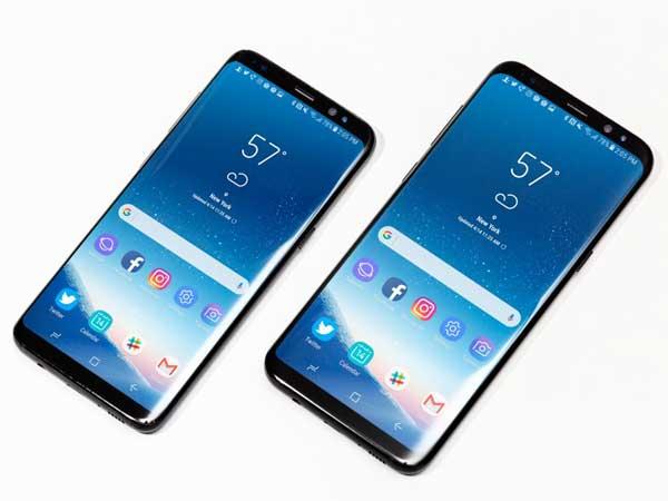 samsung galaxy s9 vs galaxy s8 features