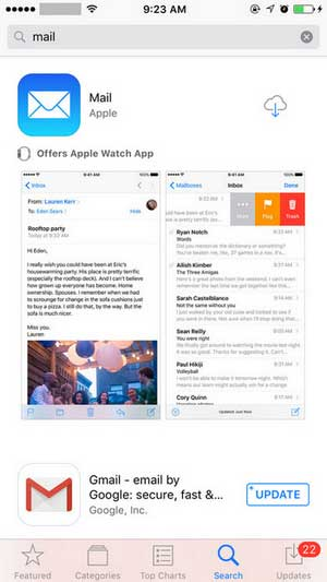 Top 3 Ways to Clear Email Caches on iPhone Completely