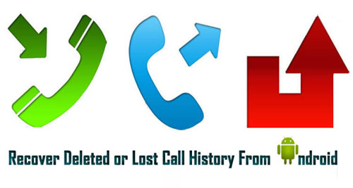 recover android call logs