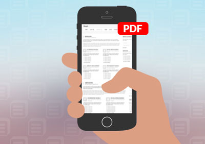 transfer pdf to android via sd card
