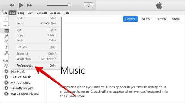 how to transfer music from ipad to computer with icloud
