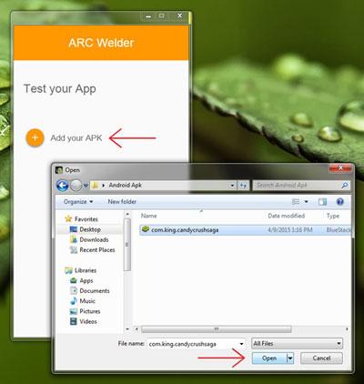 run android on mac