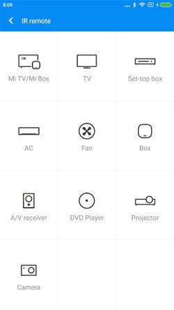 samsung remote control application